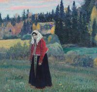 Фленушка. 1920-е