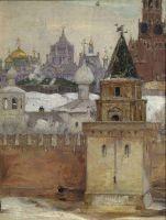 Кремль зимой. 1897