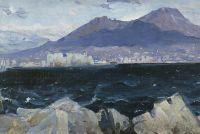 Адриатическое море. 1893