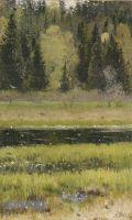 Уральский пейзаж. 1900-е