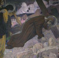 Несение креста. 1912