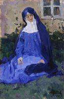 Монашка. 1909
