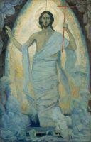 Воскресение Христа. 1922
