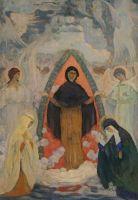 Покров Богоматери. 1914