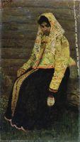 Девушка. 1888