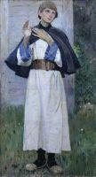 Юность Сергия. 1891