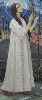 Великомученица Варвара. Сер. 1890-х