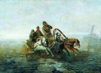 По Великому Сибирскому пути (В ссылку). 1883