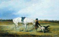 Псарь. 1860-1870-е