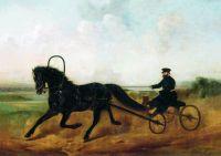 Кучер. 1850