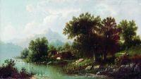 Пруд. 1870-е