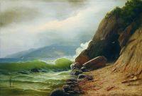 Грот на берегу моря