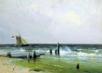 Морской пейзаж. 1899