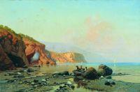 Морской пейзаж. 1871