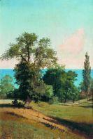 Южный пейзаж. 1880