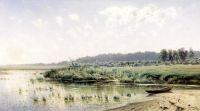Перед полуднем. 1885