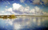 Озеро. 1896