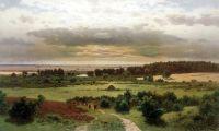 Лесные дали. 1886