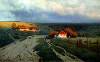 Вечер на Украине. 1901