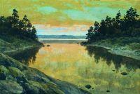 Река. 1896