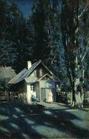 Скит в лунную ночь. 1898