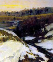 Ранняя весна. 1905