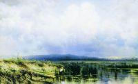 Гроза собирается. 1885