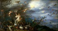 Аллегория четырёх стихий. Воздух (Лион, Музей искусств)