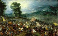 Битва при Иссе (1602) (Париж, Лувр)