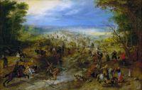 Засада (1618-1620) (Вена, Музей истории искусств)