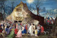 Поклонение королей (Лондон, Нац.галерея)