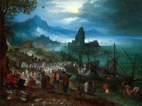 Проповедь Христа (1597) (Лондон, Нац. галерея)