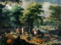 Рай земной (ок.1610) (Севилья, Музей искусств)