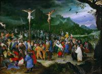 Распятие (ок.1595) (Вена, Музей истории искусств)