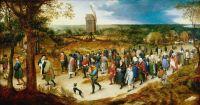 Свадебное шествие (Брюссель, Королевский Музей искусств)
