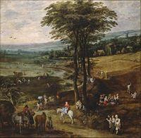 Сельская жизнь (совместно с Йосом де Момпером) (1620-1622) (Мадрид, Прадо)