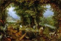 Серия =Четыре стихии=. Земля (ок.1621) (Париж, Лувр)