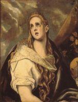 Кающаяся св.Мария Магдалина (ок.1578) (частная коллекция)