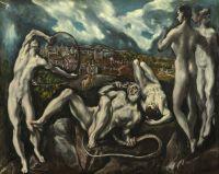 Лаокоон (ок.1610) (Вашингтон, Нац.галерея)