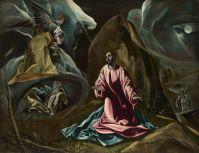Моление о Чаше (ок.1590) (Лондон, Нац.галерея)