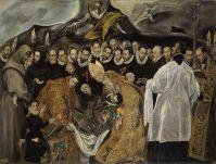 Погребение графа Оргаса (1586-1587) (Толедо, Кафедральный собор)_деталь 1