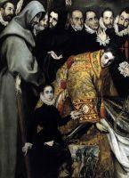 Погребение графа Оргаса (1586-1587) (Толедо, Кафедральный собор)_деталь 3