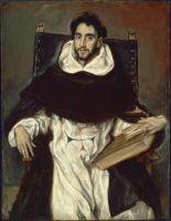 Портрет Гортензио Феликса Паравицино (ок.1609) (Бостон, Музей изящ.искусств)