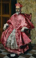 Портрет кардинала дона Фернандо Ниньо де Гевара (ок.1598) (Нью-Йорк, Метрополитен)_