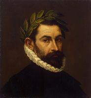 Портрет поэта Алонсо Эрсильи-и-Суньиги (1576-1578) (С-Петербург, Эрмитаж)