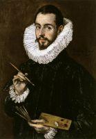 Портрет сына художника Хорхе Мануэля Теотокопулос (ок.1603) (Испания, Музей изящных искусств де-Севилья)
