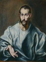 Св.Иаков Старший (1610-1614) (72 x 55) (Мадрид, Прадо)