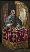 Св.Идельфонс (ок.1607) (Вашингтон, Нац. галерея).