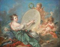 Аллегория изобразительного искусства (1764) (Вашингтон, Нац. галерея)