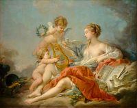 Аллегория музыкального искусства (1764) (Вашингтон, Нац. галерея)